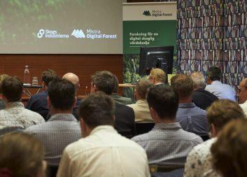 Mistra Digital Forests första programkonferens genomförd