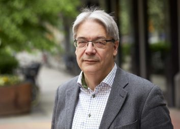 Håkan Olsson blir professor emeritus – lämnar sitt uppdrag i Mistra Digital Forest