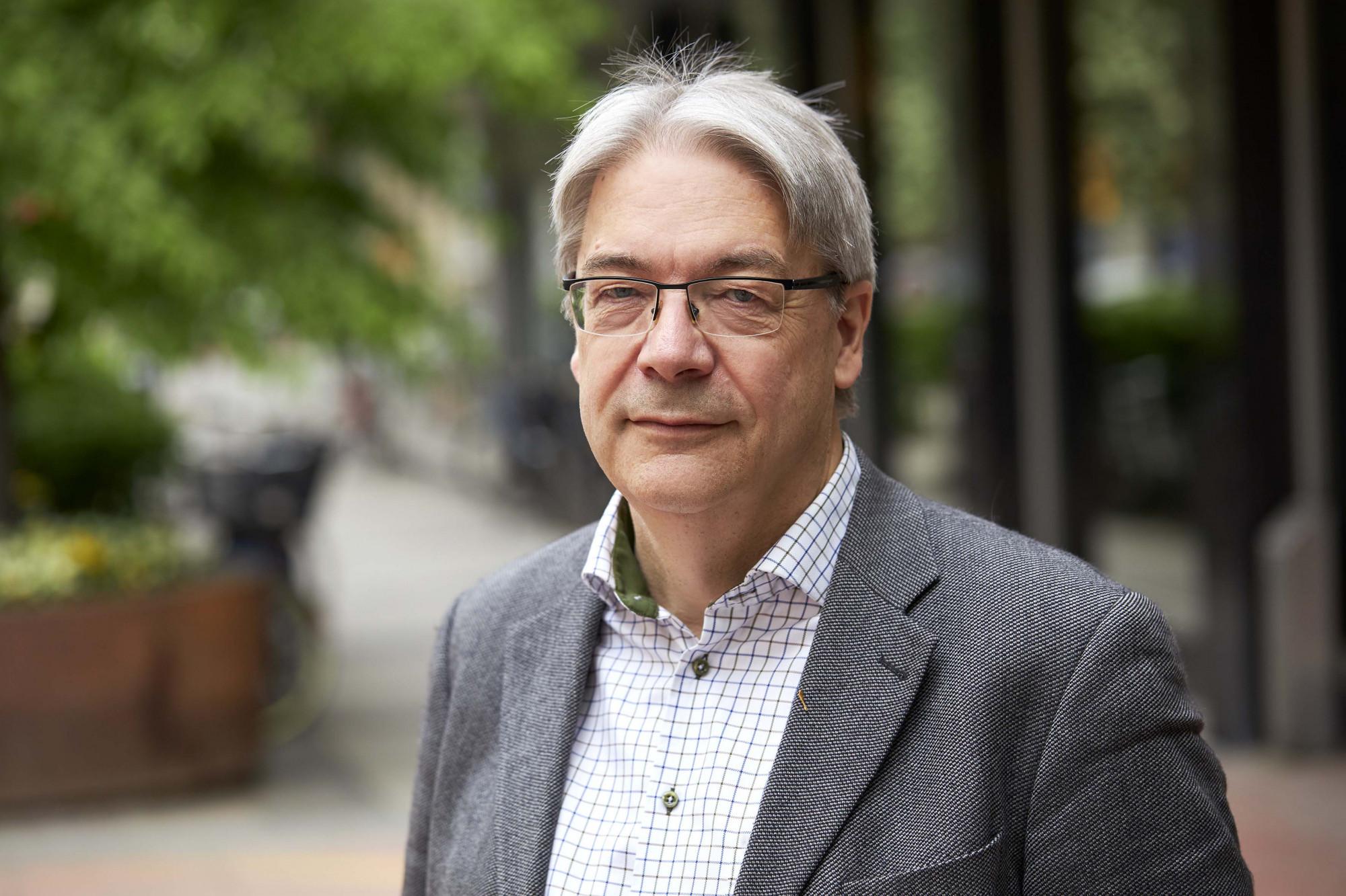 Håkan Olsson. Foto: Johan Olsson