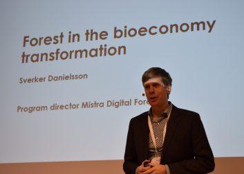 Många nyfikna på digitaliseringens roll i bioekonomin vid Barents Forest Forum