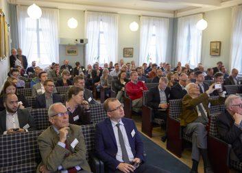 Fullsatt på Mistra Digital Forests andra programkonferens