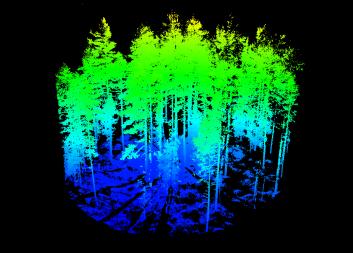 Stamkartor från marklaser – möjliggörare för bättre planering och optimering av skoglig verksamhet