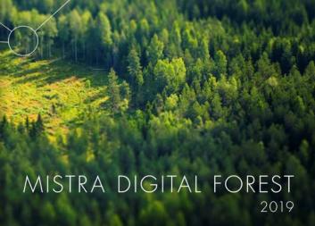 Nu finns Mistra Digital Forests årsrapport på engelska