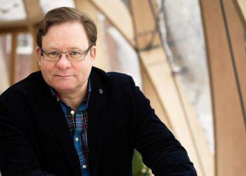 Martin Erlandsson utsedd till professor i byggnadsmaterial