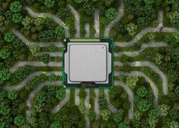 Nytt projekt med fokus på att effektivisera användandet av data i värdekedjan skog-sågverk