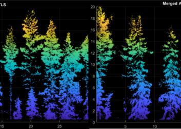 Ny programaktivitet kring naturvärdesindikatorer från laserdata