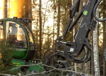 Det digitala skogsbruket tar form