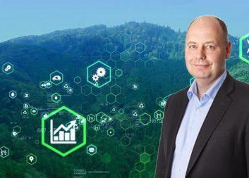 Om digitalisering i skogsnäringen i Land Skogsbruk